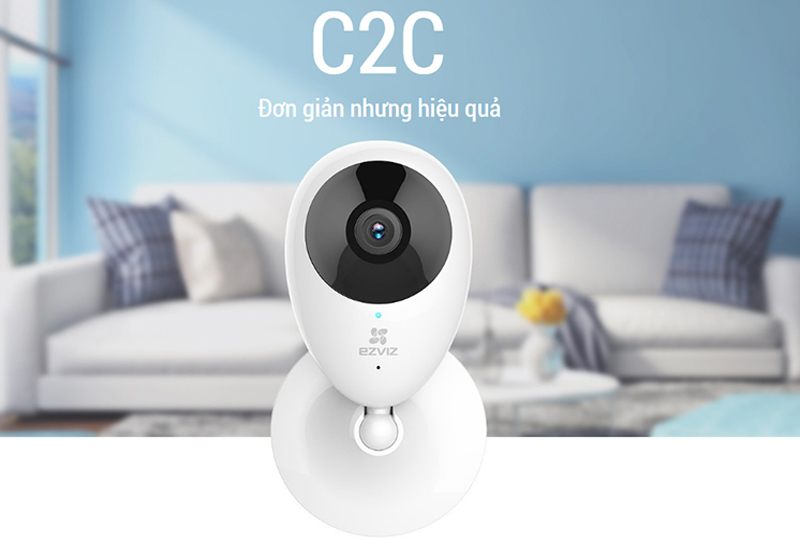 camera wifi không dây ezviz cs-cv206 hd