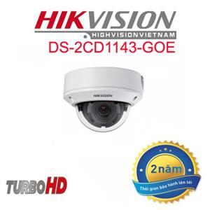 Camera IP Bán Cầu HIkvision DS-2CD1143-GOE 4.0MP