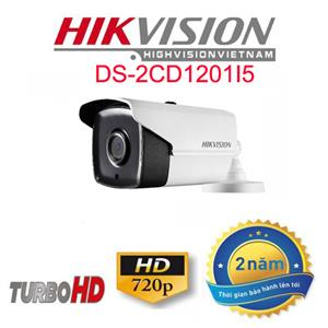 Camera IP thân trụ HIkvision DS-2CD1201-I5 1.0MP