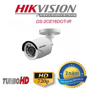 DS 2CE16DOT IR camera thân trụ hikvison Full HD 1080P