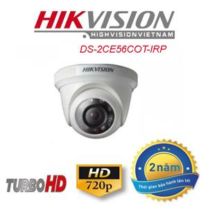 DS 2CE56COT IRP camera an ninh hikvison HD 720P